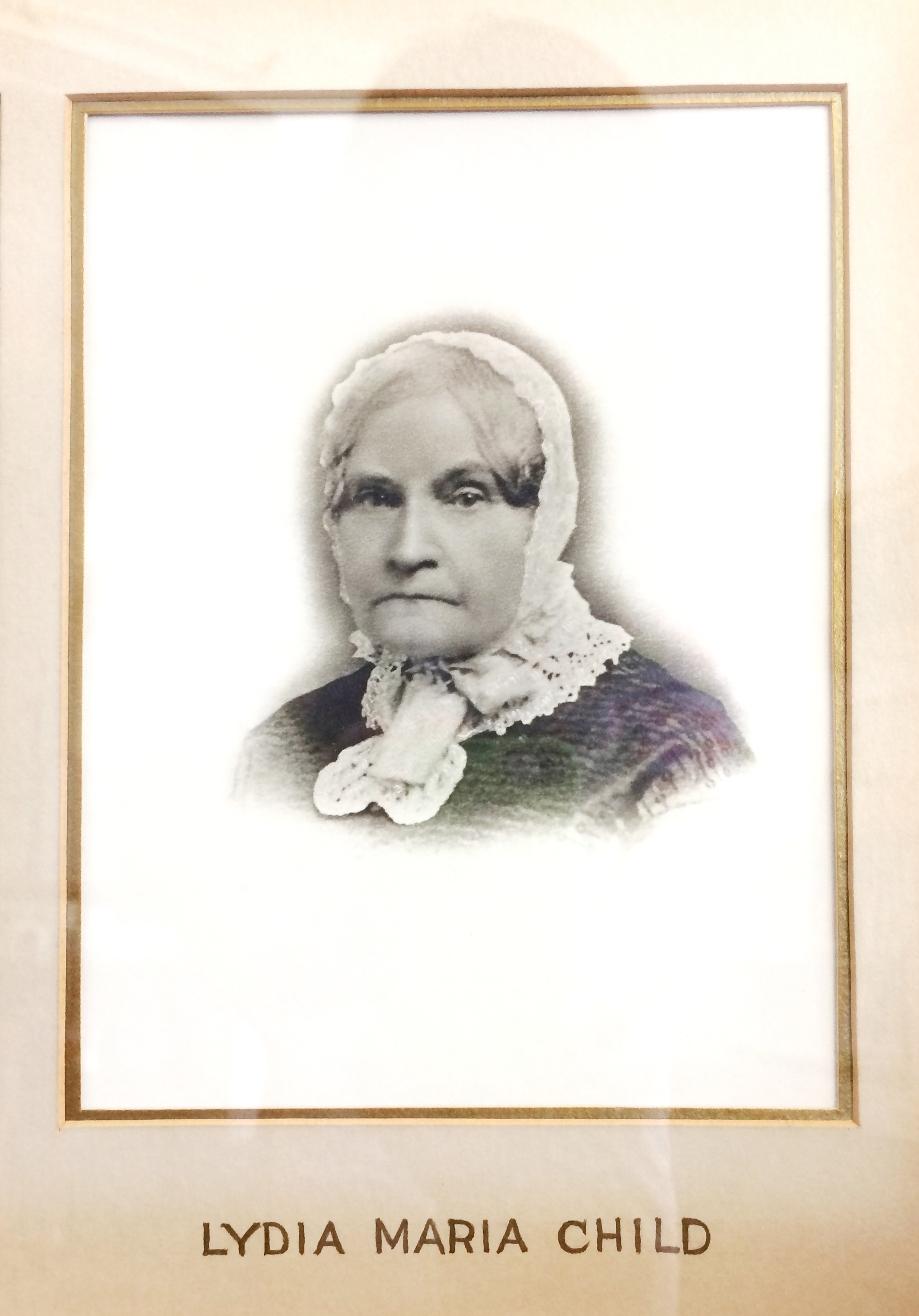Image of Lydia Marie Child