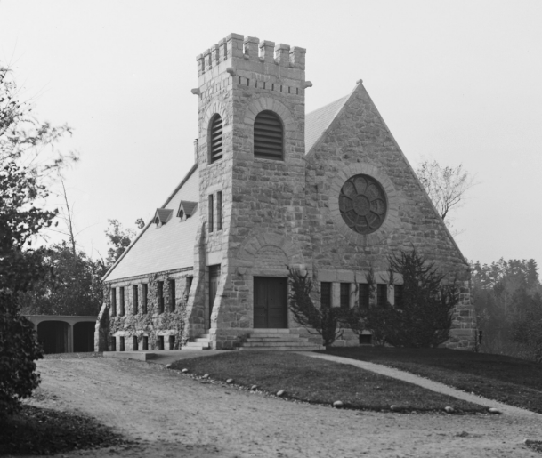 Photograph of the Old Stone Church