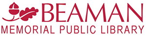Beaman Memorial Public Library logo