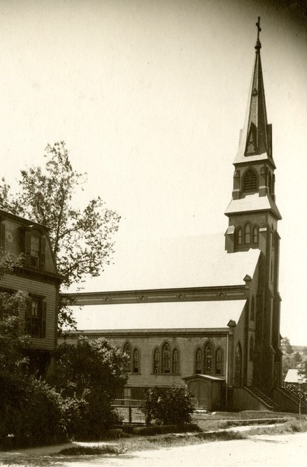 Photograph of St. Anthony's Catholic Church