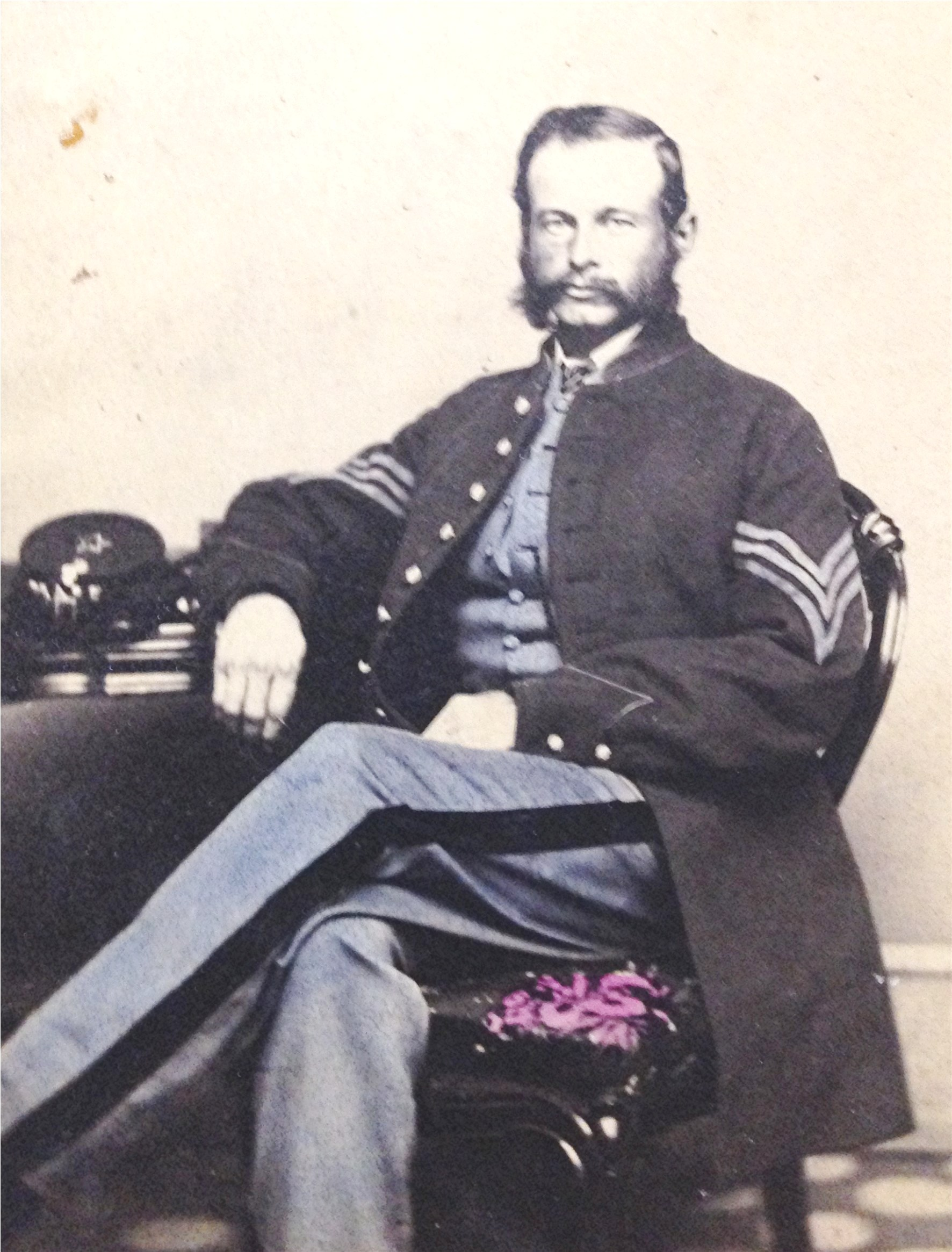 image of Sgt. John Emerson Anderson