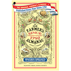 The Old Farmers Almanac Cover