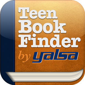 Image of Yalsa's Teen Book Finder logo